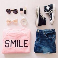 Smile | Tumblr Clothing