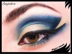 Starry Night http://www.makeupbee.com/look_Starry-Night_42234