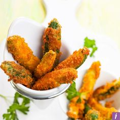 Baked Zucchini Fries    While we tend to associate fries as belonging in the junk food category this recipe with its whole food ingredients is anything but - and is dairy egg gluten nut and soy free. Dont let that fool you though it is incredibly flavorsome and still retains the crispy coating and moist tender inside that we all love about its classic potato deep-fried counterpart.   I have substituted potatoes with zucchini  one of the most versatile FODMAP friendly vegetables and replaced…