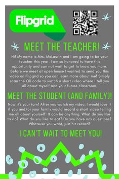 """The first way I plan on using in the new year is in a welcome letter to my students. I am most excited to use this because it will give me a peek inside my students' home lives and I can learn what is important to them (before even meeting them! Online Classroom, School Classroom, Classroom Ideas, Classroom Design, Future Classroom, Teaching Technology, Educational Technology, Technology Integration, Medical Technology"