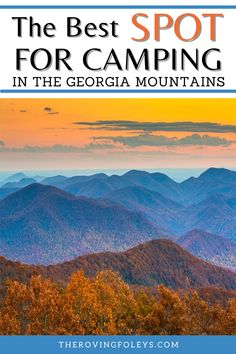 Planning to take a camping trip through Georgia? We stayed in Northern Georgia at one of our favorite campgrounds so far. We were surrounded by beautiful mountains, and trees, we enjoyed bike rides around the campground. Georgia is one of our favorite places to travel because it has so much to offer! #georgia #rvcampground #campingtips Rv Campgrounds, Bike Rides, U.s. States, Rv Parks, Campsite, Camping Hacks, Places To Travel, Georgia, Florida