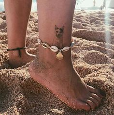 $9.40 | ZG Colorful Rope String Chain Ankles For Women Boho Beads Barefoot Bracelet Ankle on Leg Female Ankle Strap Foot Jewelry Outfit Accessories FromTouchy Style | Free International Shipping. Foot Bracelet, Shell Bracelet, Anklet Bracelet, Bangle Bracelets, Gold Anklet, Anklet Jewelry, Beaded Anklets, Hemp Jewelry, Body Jewelry