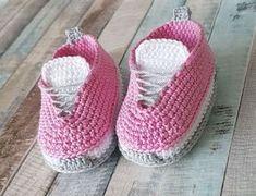 Free Crochet Pattern Baby Shoes