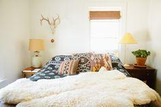 Two Texas Transplants in a Cozy Colorado Southwest-Bohemian Home — House Tour