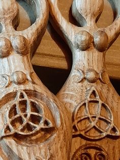 DEESSE MERE WICCA AVEC TRIQUETRA - ArtforWicca Ciel Nocturne, Triquetra, Creations, Triple Goddess, Full Moon, Symbols, Celtic, The Sea, Home Made