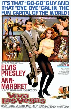 """CAST: Elvis Presley, Ann-Margret, Cesare Danova, William Demarest, Nicky Blair, The Jubilee Four; DIRECTED BY: George Sidney; Features: - 11"""" x 17"""" - Packaged with care - ships in sturdy reinforced pa"""