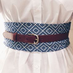 Gravia Corset Belt #Anthropologie #MyAnthroPhoto