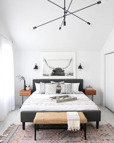 Minimalist Bedroom Design – Designing a bedroom, let alone design a master bedroom, is not an easy matter. Master bedroom minimalist design is certainly different when compared to the children's bedroom or guest bedroom.