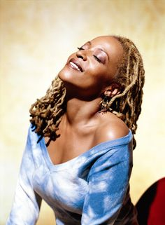 Cassandra Wilson is an American jazz musician, vocalist, songwriter, and producer from Jackson, Mississippi