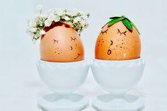 Rund ums Ei. Ostern bisschen anders Egg, Round Round, Easter Activities