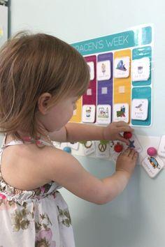Miss G's Weekly Toddler Calendar ‹ Mama. Papa. Bubba.Mama. Papa. Bubba.