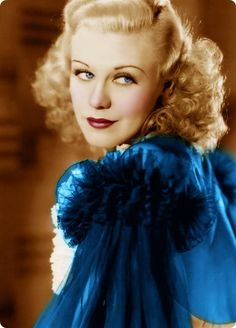 Hollywood Vogue - Issue #3 - Ginger Rogers -