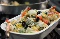Bacalhau Mediterrâneo do Restaurante Barsa na Cadeg - Receitas - My Restaurant