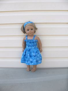 Doll Clothes for American Girl Dolls or by roseysdolltreasures, $9.95