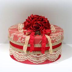 Red Treasures by Debra on Etsy