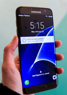 Samsung Galaxy S7 Edge is the sexy alternative to the iPhone 6S Plus