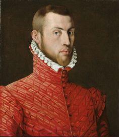 Bernardino Campi (attrib.), Vespasiano Gonzaga, duke of Sabbioneta, 1582, Pienza, private collection