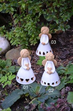 Most current Photos clay ornaments baby Thoughts Baby Engel 13 cm White Christmas Ornaments, Baby Ornaments, Handmade Christmas Decorations, Christmas Angels, Christmas Art, Clay Angel, Baby Engel, Pottery Angels, Handmade Angels