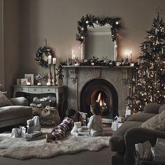 Un parfait Noël anglais - PLANETE DECO a homes world