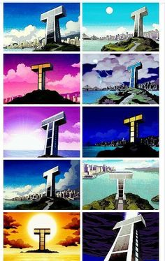 I will always love the teen titans tower