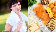 6 næringsstoffer du har brug for, hvis du er over 40 Health Tips, Health Care, Vitamine B12, Good Habits, Omega 3, Aloe Vera, Dairy, Health Fitness, Cheese