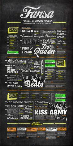#gridsystem #typography #poster
