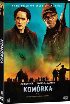 """Komórka"" (""Cell""), reż. Tod Williams, scen. Adam Alleca, Stephen King, na podstawie powieści Stephena Kinga. Obsada: John Cusack, Samuel L. Jackson, Griffin Freeman. 93 min."