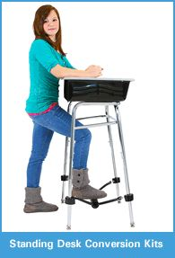 Stand Up Desks Kid Places and Couple