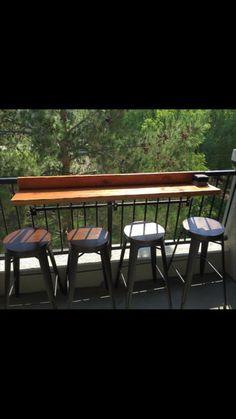 Balcony Bar Tops