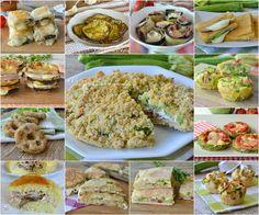 Raccolta di antipasti con zucchine e melanzane ricette facili