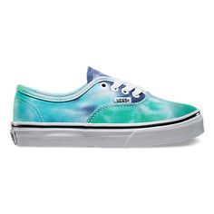 Loving the patterns for the little girls shoes by Vans!