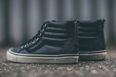 """The Darkside Initiative x Vault by Vans 2014 Fall/Winter """"Armored"""" Pack 