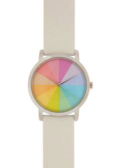 color swatch watch