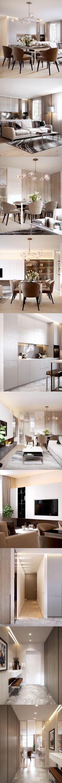 Modern interior - Галерея 3ddd.ru #kitchenarquitecture