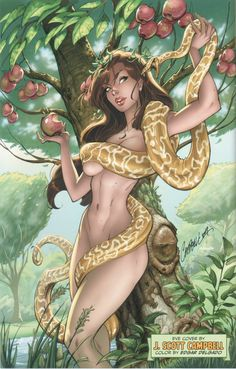Eve by J.Scott Campbell