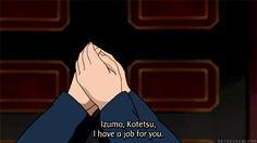 Izumo x Kotetsu, another true pairing in naruto