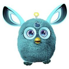 Teal Furby Connect Friend Toy