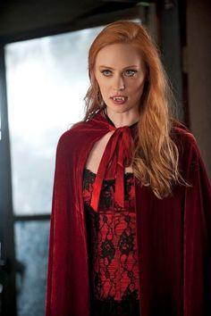Deborah Ann Woll as Jessica Hamby - True Blood Vampire Love, Female Vampire, Vampire Girls, Vampire Art, True Blood Costume, True Blood Jessica, Serie True Blood, Jessica Hamby, Deborah Ann Woll