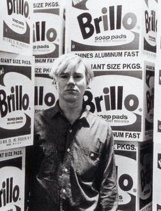 Andy Warhol + Brillo - Andy Warhol + Brillo  Repinly Art Popular Pins