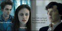 I love you Sherlock