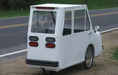 Liberty Velomobiles - SUV homebuilt