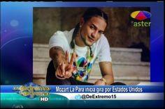 Farándula Extrema Jary Ramírez comenta sobre Mozart La Para y su gira para Estados Unidos