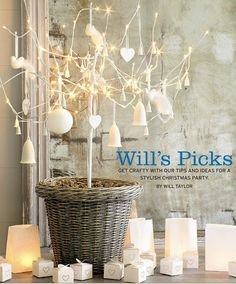 christmas branches white, love the bells and hearts, do i hear sleigh bells or wedding bells? both?