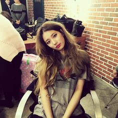 Suzy shines in BTS photos for Nylon Korean Women, Korean Girl, Asian Girl, Bae Suzy, Miss A Suzy, Hair Reference, Girl Inspiration, Korea Fashion, Girl Day