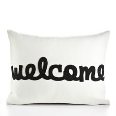 In case I choose for black and white pillows only...