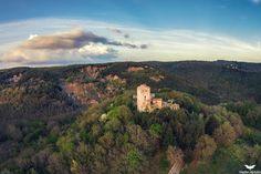 Quadrocopter Toscana, Italy