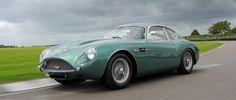 1962 Aston Martin DB4 GT Zagato For Sale