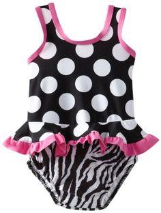 Flap Happy Baby Girls Twirly Diva Dress