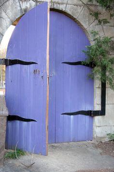 Purple doors!! by dlcfoto, via Flickr