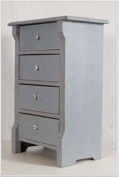 Small Founding Period Pillar Dresser Drawer Shabby Vintage 1900 Empty Pockets | eBay